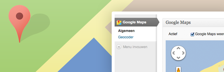 Pronamic Google Maps Header